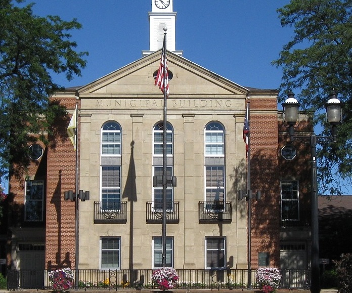 Cuyahoga Falls City Hall