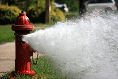 how to open a fire hydrant with a magnet