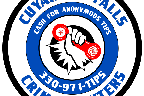 Cuyahoga Falls Crime Fighters Logo